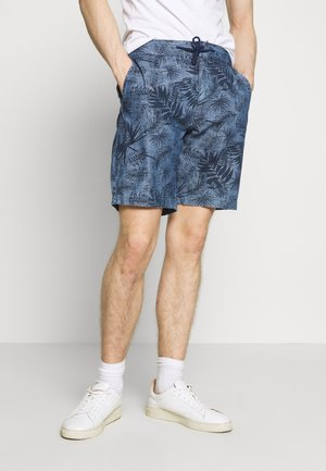 DRAWSTRING  - Shorts - washed blue