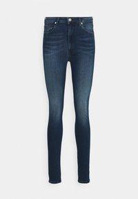 Tommy Jeans - SYLVIA SUPER  - Jeans Skinny - blue - 5