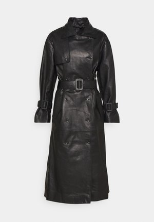 BECKY  - Trenchcoat - black