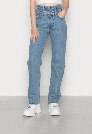 DIO - Straight leg jeans - pen blue