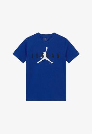 BRAND TEE - Print T-shirt - hyper royal