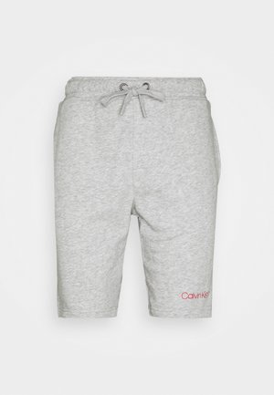 RAW EDGE LOUNGE SLEEP - Pyjama bottoms - grey