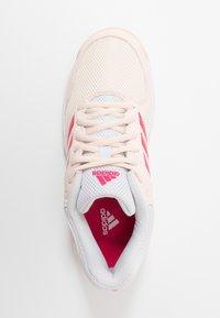 adidas Performance - SPEEDCOURT - Handballschuh - pink tint/footwear white/power pink - 1