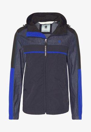 DENIM MIX HDD JKT - Džínová bunda - mazarine blue