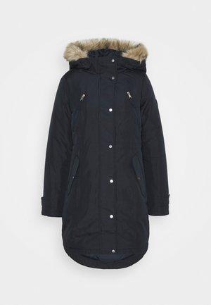 VMEXPEDITIONTRACK - Parka - navy blazer