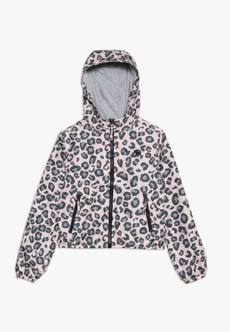 Abercrombie & Fitch - Light jacket - pink/grey
