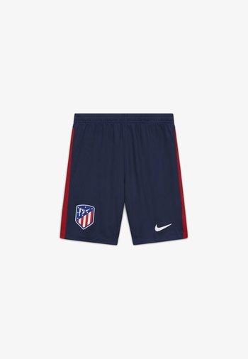 ATLÉTICO DE MADRID  - Sports shorts - midnight navy/white