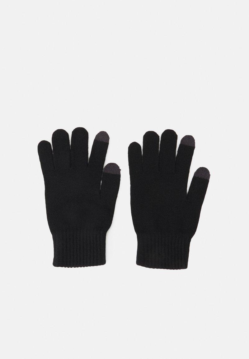 GAP - V-B CORE GLOVE UNISEX - Guanti - true black