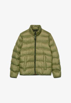 JACKET REGULAR FIT - Light jacket - ivy green