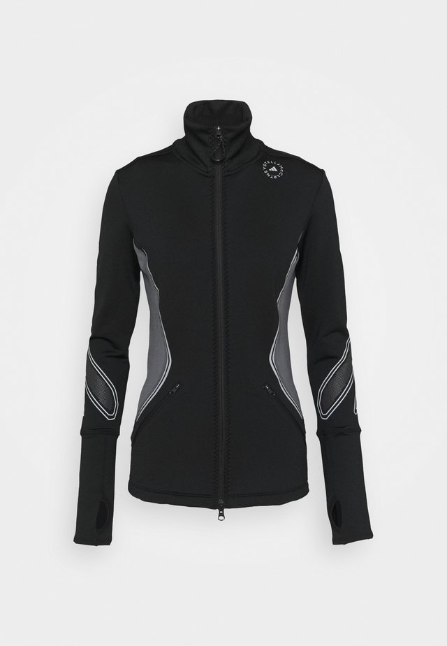 TRUEPACE - Sportovní bunda - black/granite