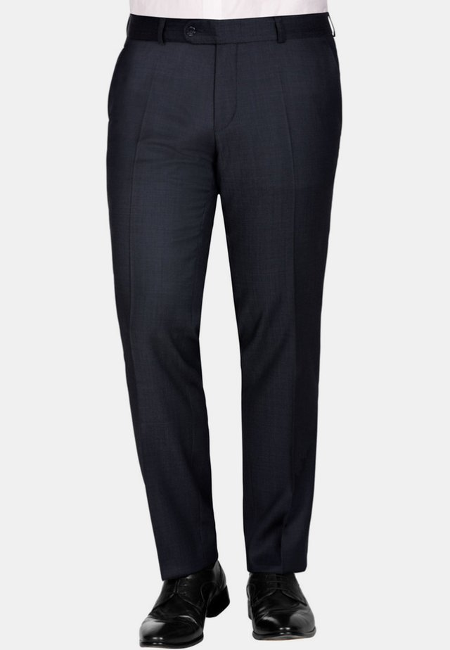SASCHA - Suit trousers - dark blue