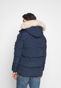 PARELLEX - REVOLT LONG BUBBLE JACKET - Winter coat - navy - 2