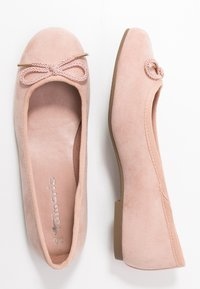 Tamaris - Ballet pumps - rose - 3