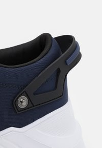 Versace Jeans Couture - SPEEDTRACK - Sneakersy niskie - bianco/navy - 5