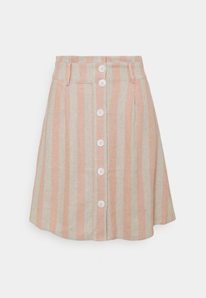 NUCATELYN SKIRT - A-linjainen hame - brazilian sand