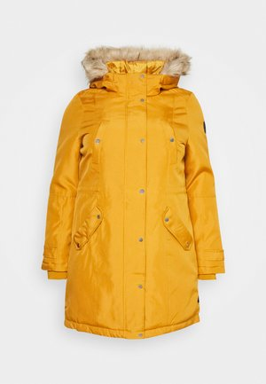 VMTROK - Winter coat - buckthorn brown