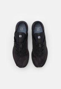 Salomon - AMPHIB BOLD 2 - Chaussures de running - black/quarry - 3