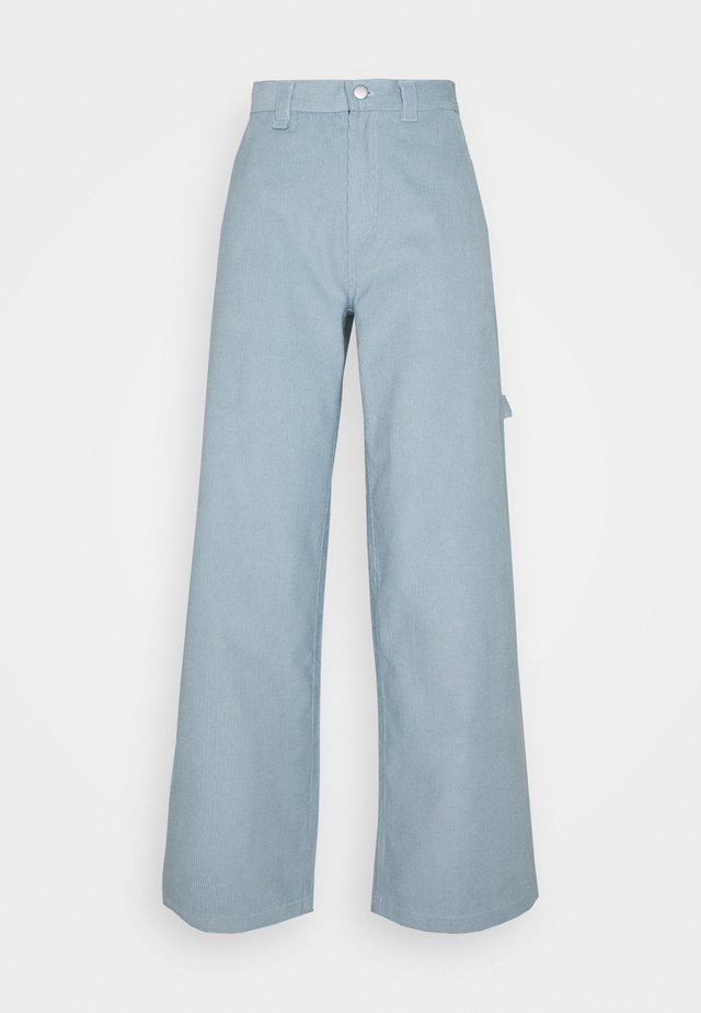 UNISEX WORKPANT - Trousers - blue