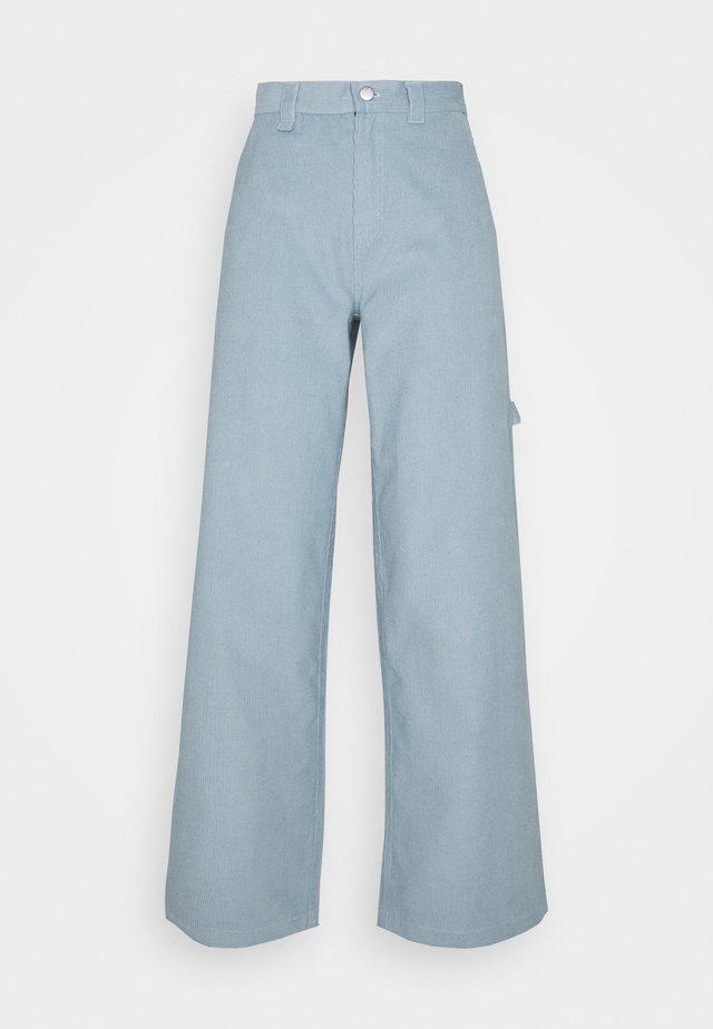 UNISEX WORKPANT - Pantaloni - blue