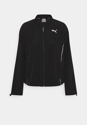 RUN ULTRA JACKET - Training jacket - black