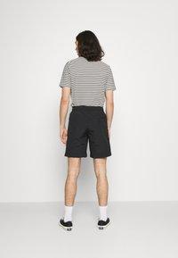 Sergio Tacchini - AMONT - Shorts - anthracite - 2