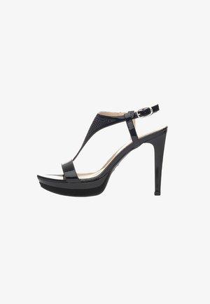 Sandalias de tacón - nero