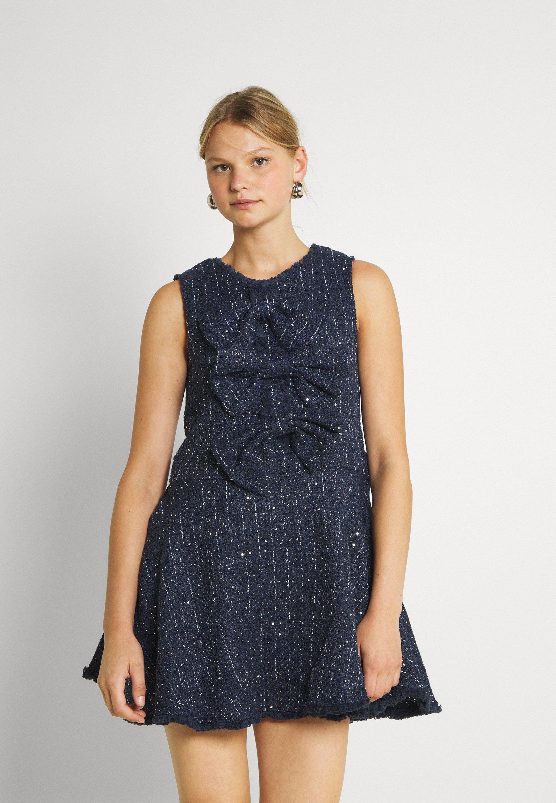 Damen ALDER MINI DRESS - Cocktailkleid/festliches Kleid