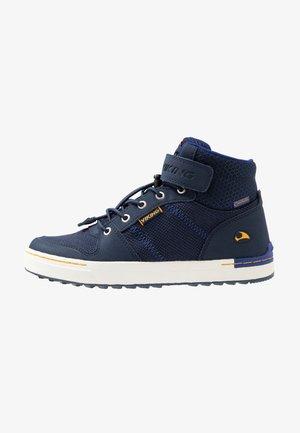 TONSEN MID KIDS - Walking boots - navy/dark blue