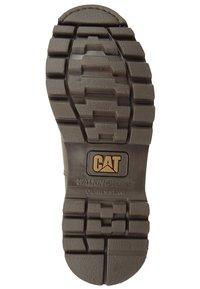 Cat Footwear - COLORADO - Šněrovací vysoké boty - chocolate - 2