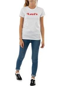 Levi's® - T-shirt print - blanc - 1