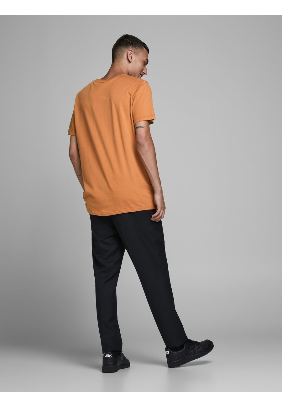 Jack & Jones PREMIUM BADGE - Basic T-shirt - adobe 2yYME