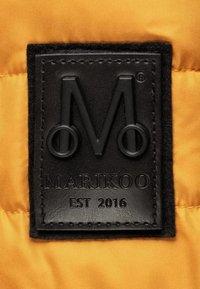 Marikoo - JAYLAA - Winter jacket - dark yellow - 4