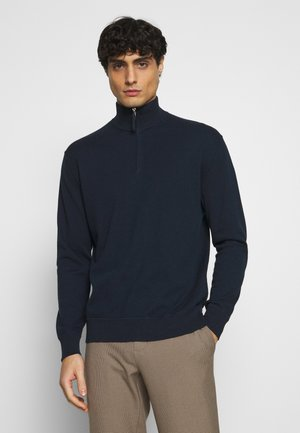 ZIP - Jumper - dark blue