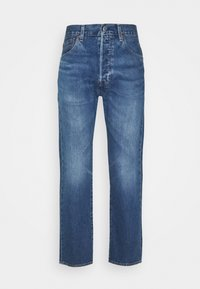 Levi's® - 501 '93 CROP - Straight leg jeans - bleu eyes night