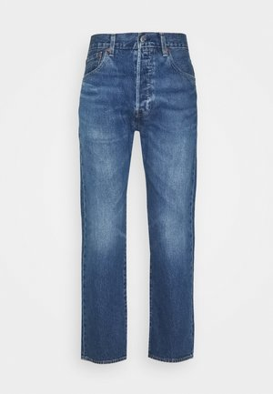 501 '93 CROP - Jeans a sigaretta - bleu eyes night