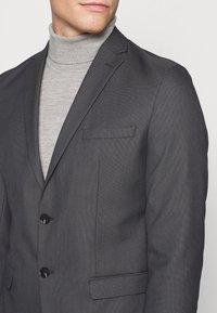 Selected Homme - SLHSLIM-MYLOLOGAN  - Anzug - dark grey - 7