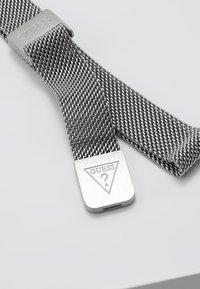 Guess - IDENTITY LOGO MAG UNISEX - Pulsera - silver-coloured - 4