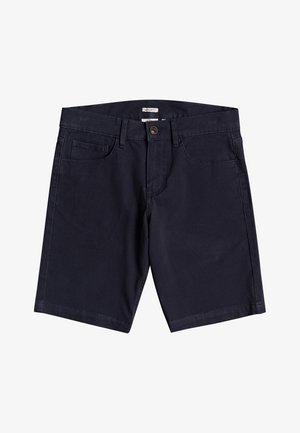 SOUL REVOLUTION  - Denim shorts - india ink