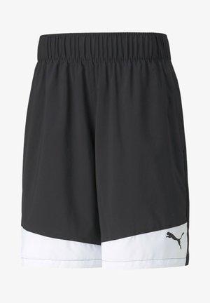 Shorts - black white