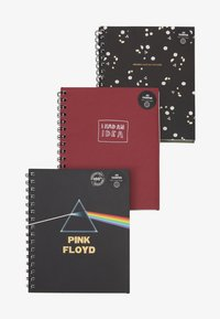 TYPO - A5 CAMPUS NOTEBOOKS 3 PACK - Accessoires - multi-coloured - 1
