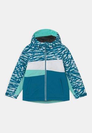 HUMOUR UNISEX - Veste de snowboard - light blue