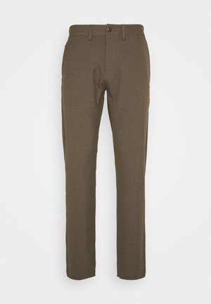 SMART FLEX  - Pantalones chinos - heather hazelnut