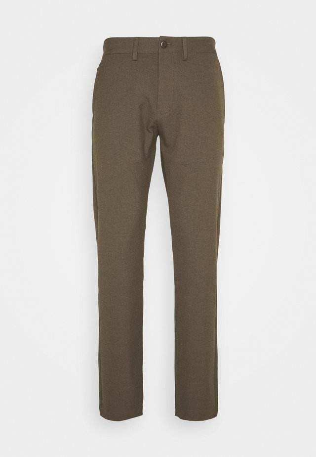 SMART FLEX  - Chino kalhoty - heather hazelnut