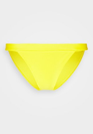 SANTORINI BOTTOM - Bikini bottoms - yellow