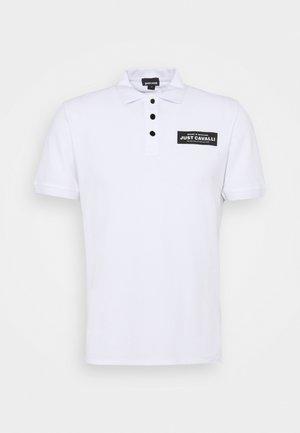 Koszulka polo - optical white