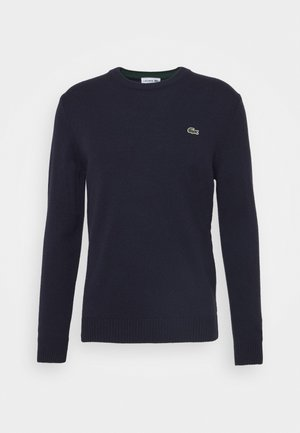 AH1988-00 - Sweter - navy blue