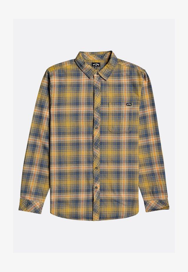 COASTLINE MANCHES LONGUES - Shirt - gold