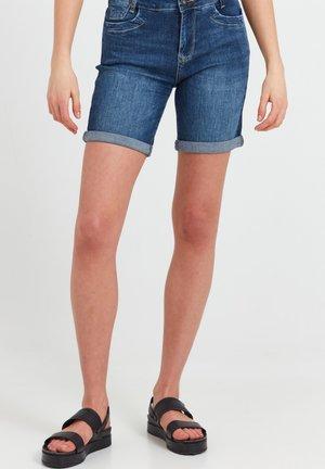 Shorts vaqueros - medium blue denim