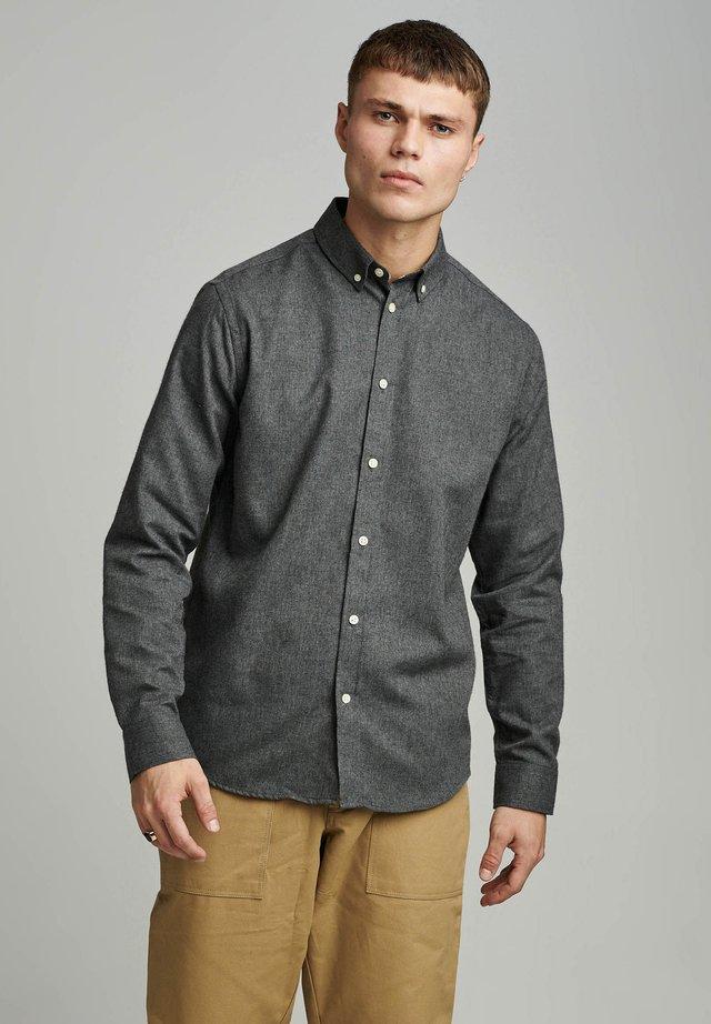 Overhemd - granit grey mel