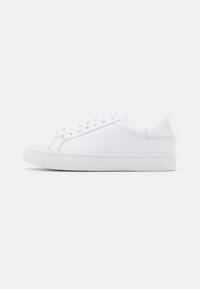 CUPSOLE LACEUP  - Matalavartiset tennarit - bright white
